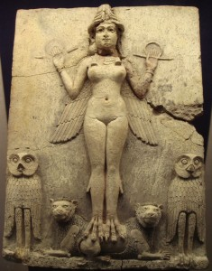 Babylonian Lilith